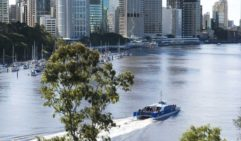 A trip on Brisbane's CityCat is a must, according to Li Cunxin.