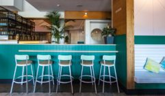 Darling & Co, adjacent to Suncorp Stadium, is the perfect Paddington venue for dinner to roll into drinks.