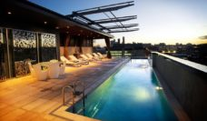 Emporium Hotel in Fortitude Valley, Brisbane.