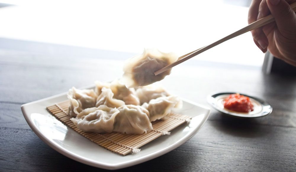 Fat Dumpling is all about plates of plump, translucent jiaozi served poached, steamed or pan-fried. Keen to explore beyond the typical pork and cabbage filling?