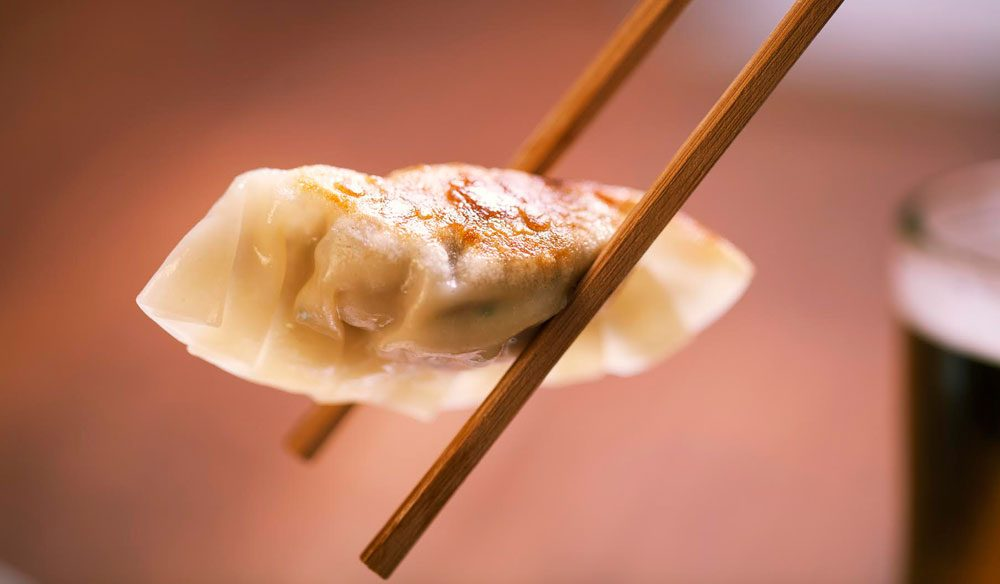 "Walk through the door to a raucous chorus of ""irasshaimase!"" and you know you're in the right place. We have a lot to thank dumpling veteran Harajuku Gyoza for."