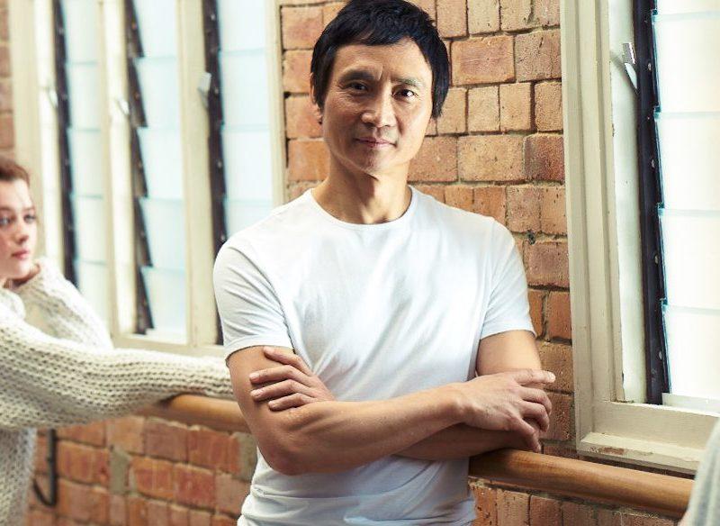 Li Cunxin - Season 2015 shoot Photo Georges Antoni