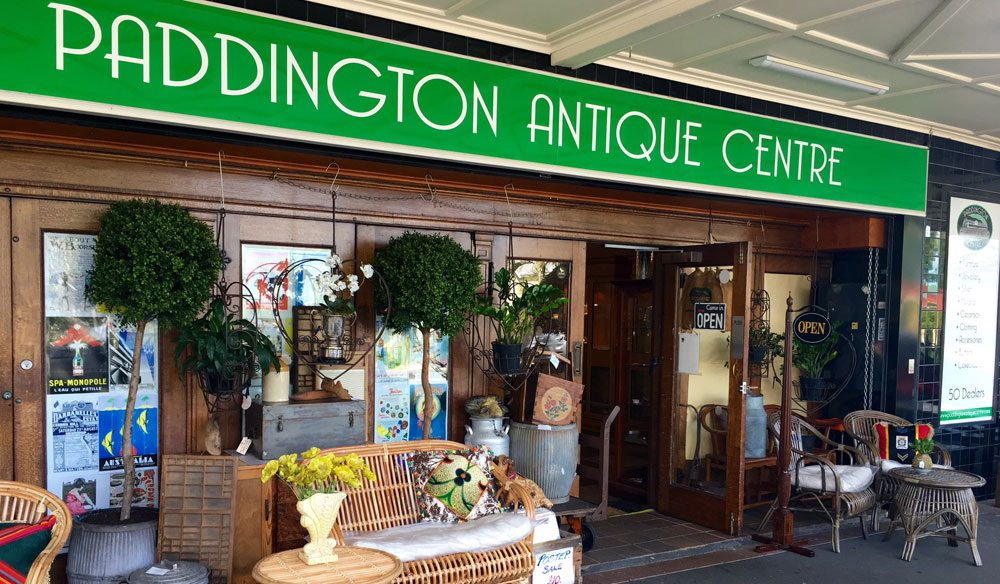 Dive into Paddington Antique Centre for serious vintage finds from clothing and jewellery to furniture and homewares.