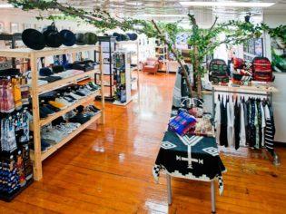 Violent Green fashion shop Brisbane