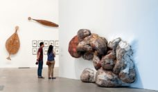 'Sculpture is Everything'Installation view