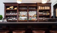 Bar classics at The  Wolfe (photo: Judit Losh).