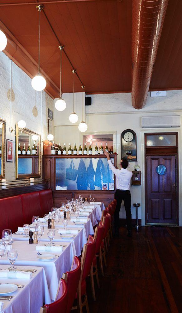 The very Parisian Montrachet Brisbane