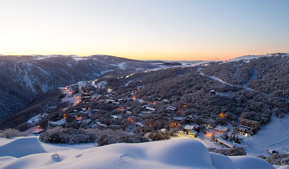 Falls Creek ski resort