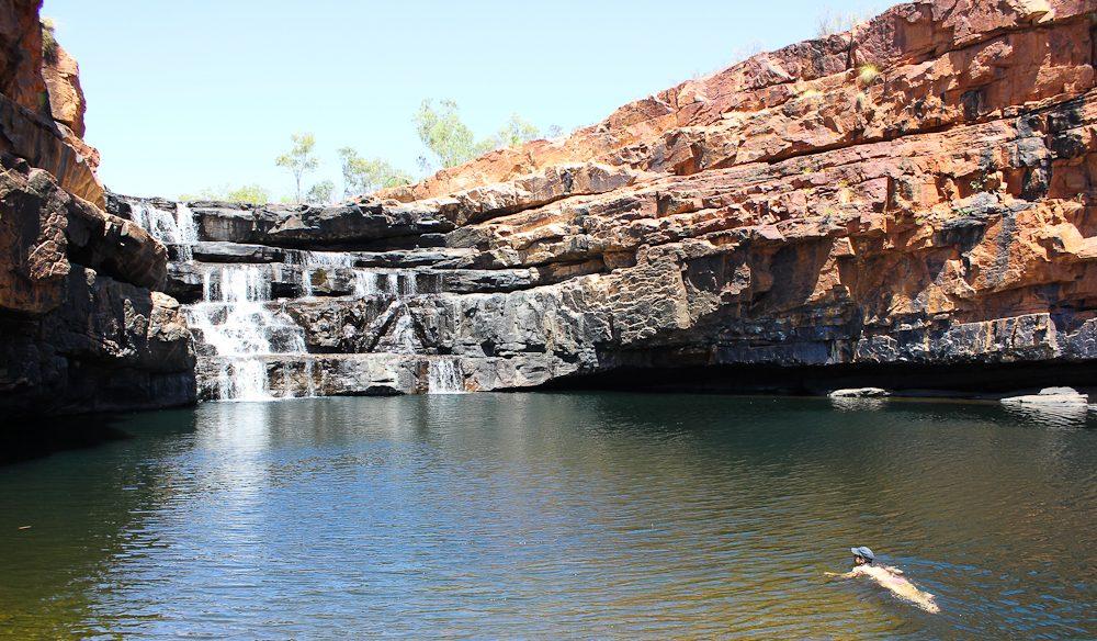 Bell Gorge Western Australian