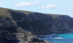 Kangaroo Island's dramatic coastline