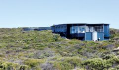 Southern Ocean Lodge is sympathetic to the contours of its cliff-top perch.