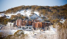 Stylish QT Falls Creek hotel