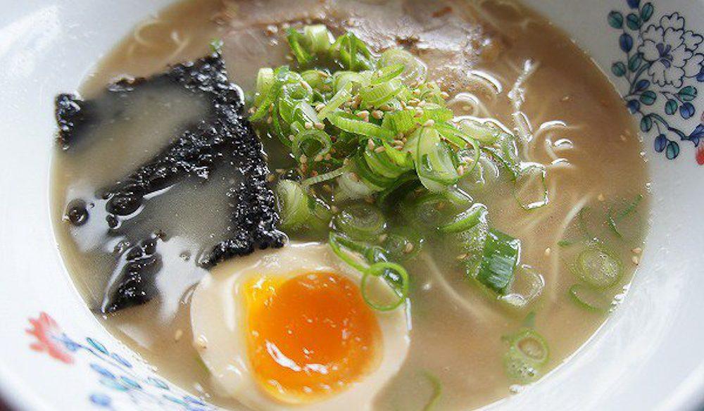 Tonkotsu ramen, Taro's Ramen.