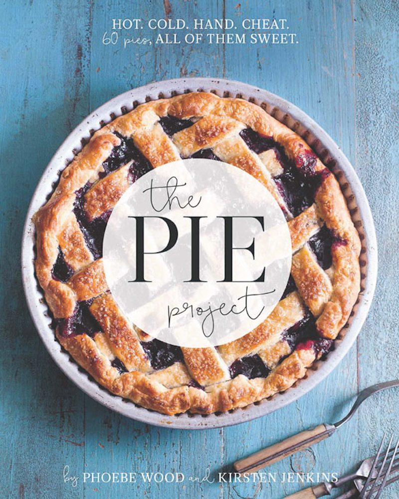 There are 60 beautifully styled and photographed sweet pies within The Pie Project.