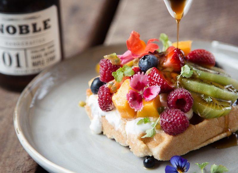 Wicked waffles, Wilde Kitchen.