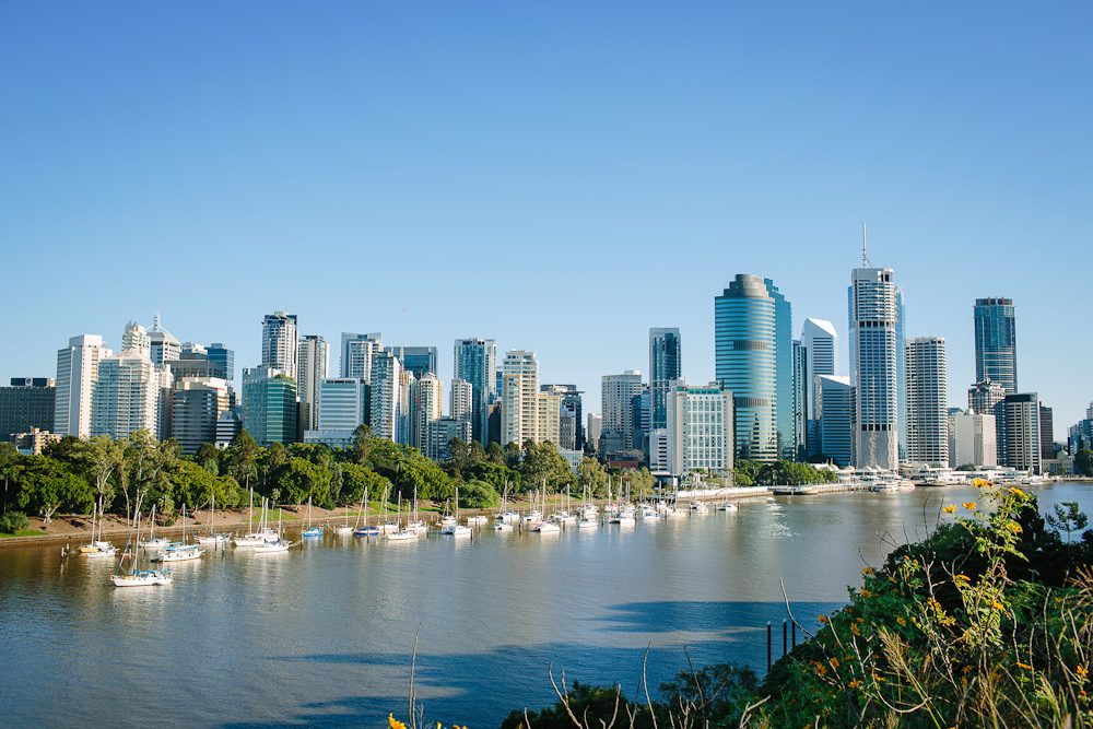 No need for a car to explore central Brisbane - your feet and a ferry are all you'll need.