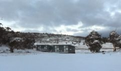 The secluded EcoCrackenback cabins are 20 minutes from Thredbo.