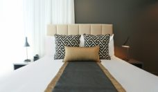 Alex Perry Hotel & Apartments Bedroom Fortitude Valley Queensland