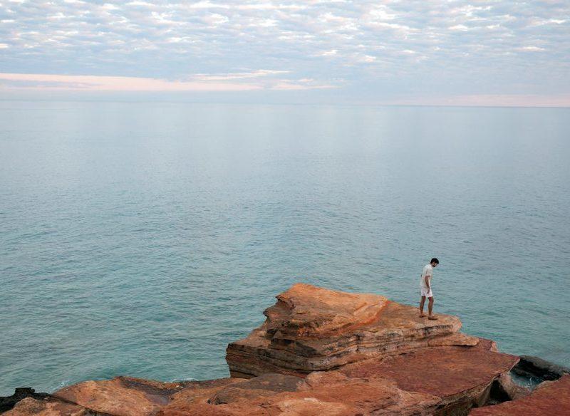 Red Cliffs Gantheaume Point Kimberly