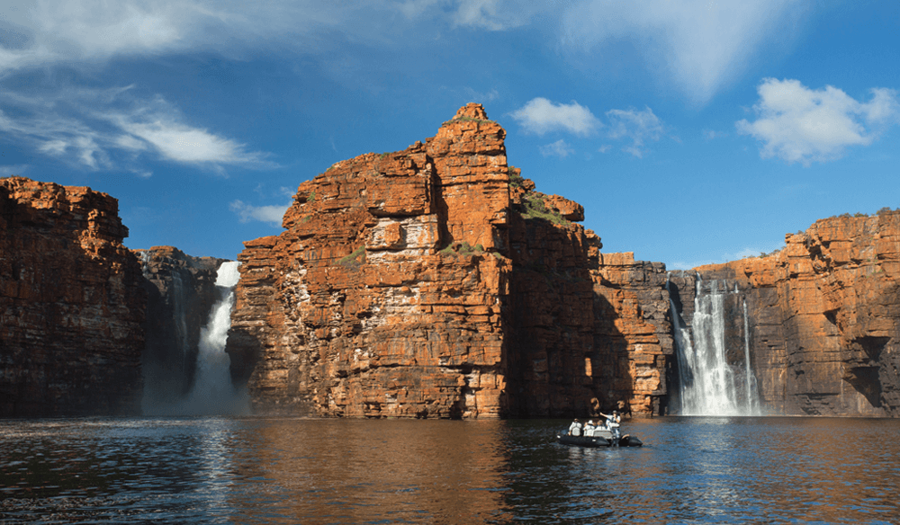 Want to go here? Enter our People's Choice to be in the running for a $27,900 cruise from Bali to the Kimberley.
