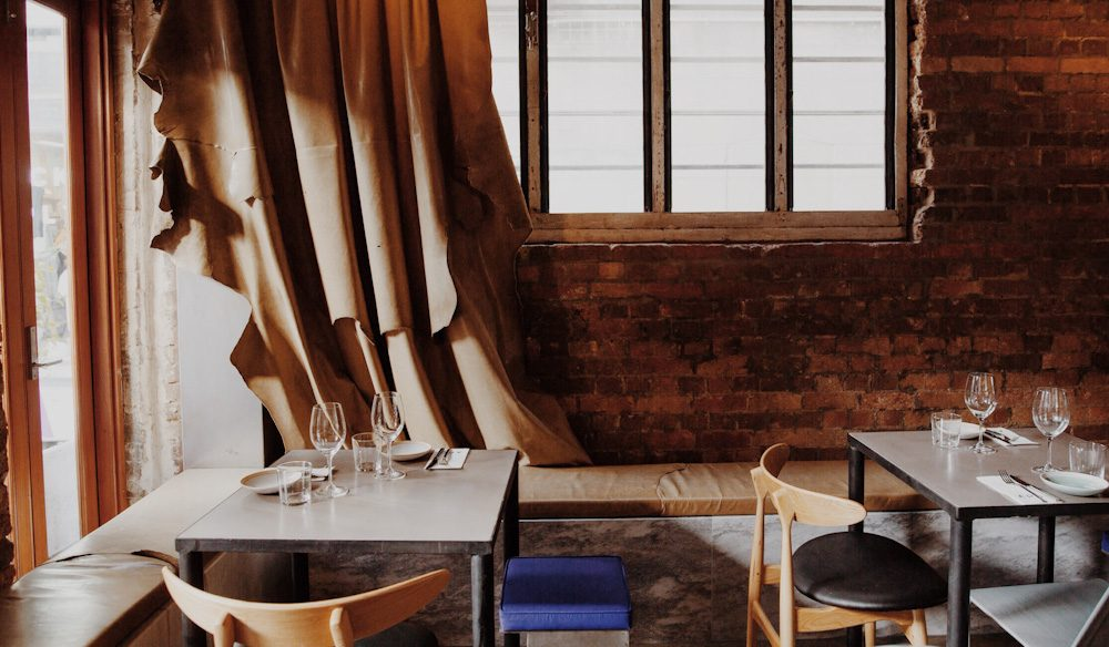 Brisbane Fortitude Valley The Apo Eat and Drink Dining Area