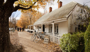 The Establishment 1858 Hahndorf