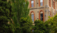Abbotsford Convent: Old buildings, new clientele (photo: Roberto Seba).