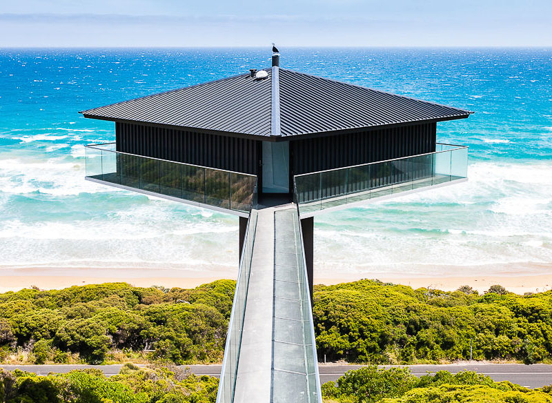 Pole House, Fairhaven, Great Ocean Road