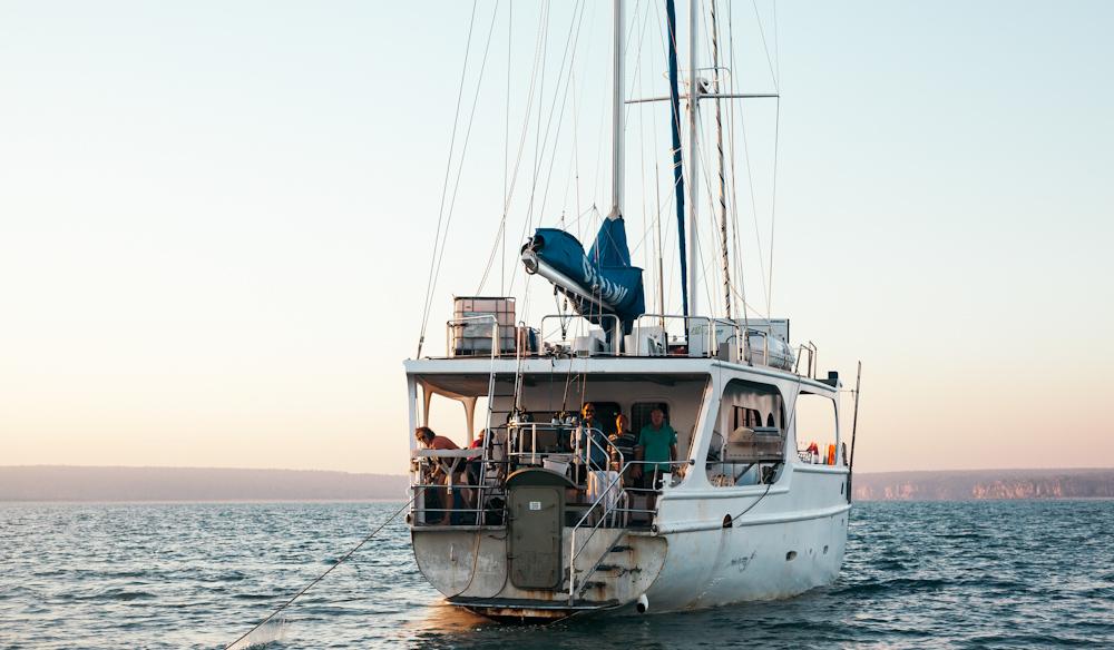 kimberly cruises australian holidays