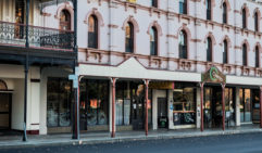 As Australia's oldest inland settlement,  Bathurst's city centre is resplendent in historic buildings, some dating back to the early 1800s (photo: Michael Wee).