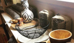 African style from Peponi Home, Leura.