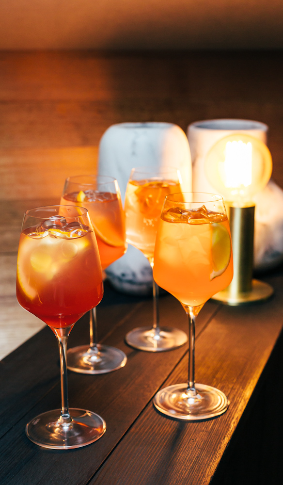 wine and dine hobart drinks