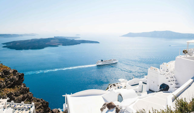 A picturesque cruising destination found with My Cruises