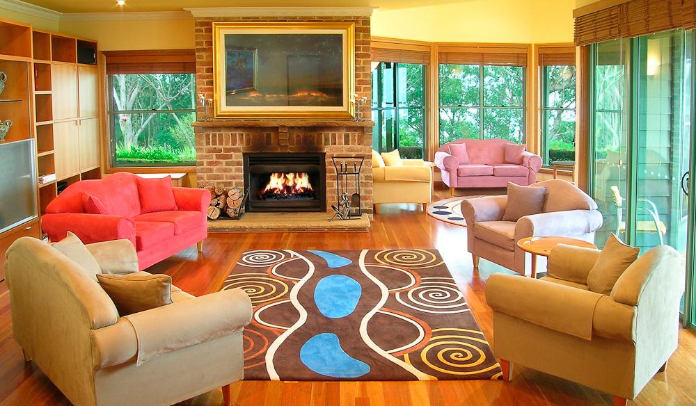 Noonaweena lounge room