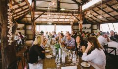 Feastin the Forest at the Margaret River Gourmet Escape in WA.