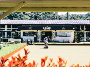 Northern New South Wales holidays weekends Bangalow Bowlo bowls club