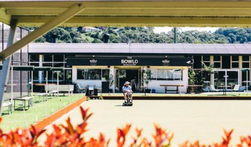 Satisfy your appetite at The Stockpot Kitchen located in the local bowls club of Bangalow (photo: Elise Hassey).