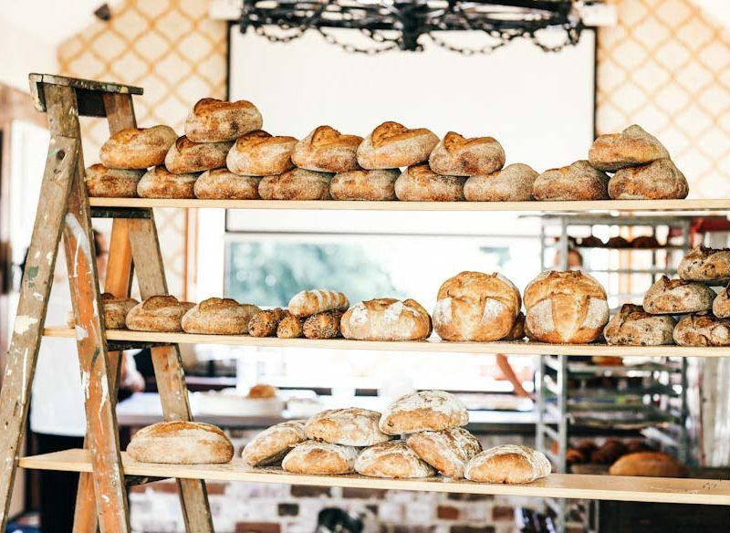 bakery, cafe, weekend trips