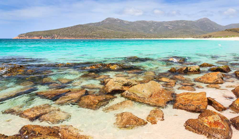 Australia's best beaches luxury escapes