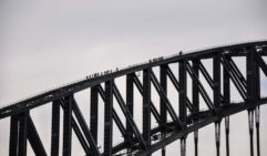 Brave the heights on a BridgeClimb over Sydney's iconic Harbour Bridge.