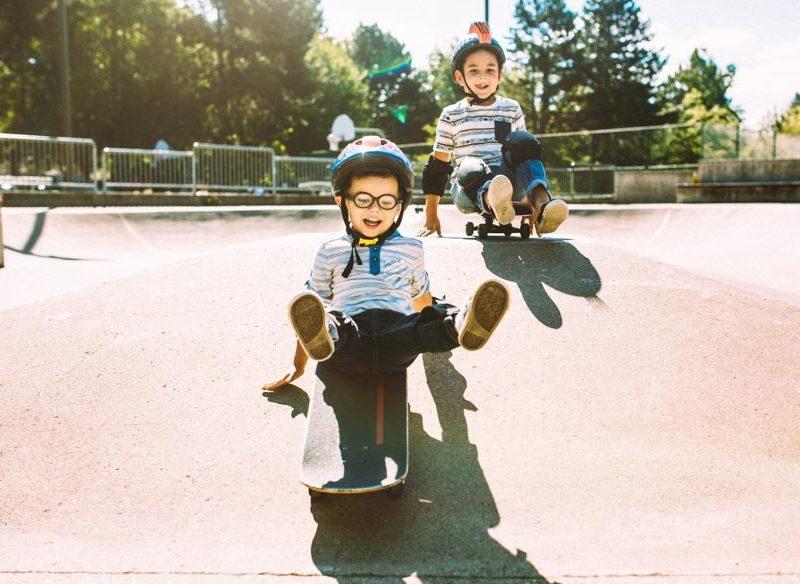 skate board travels