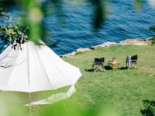Flash Camp Clark Island Sydney