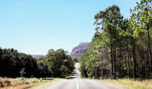 glass house mountains gold coast country