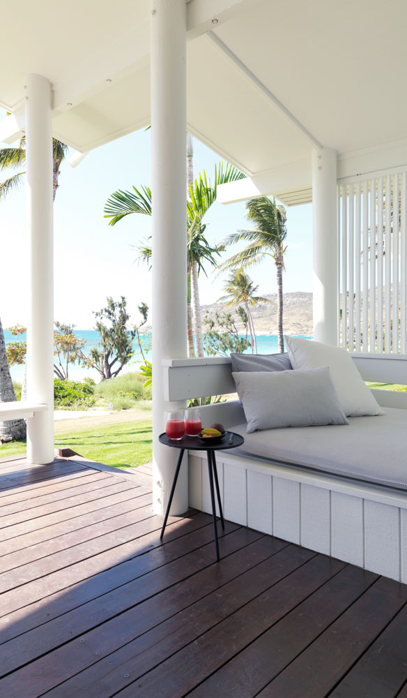 luxury island beach getaway babymoon queensland