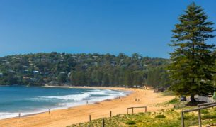Where is Summer Bay - Palm Beach, Sydney