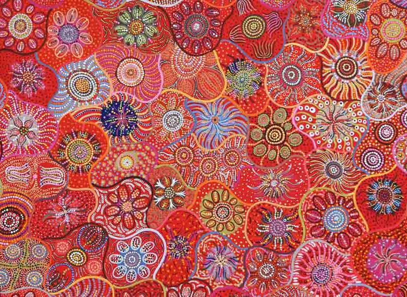 tjatu gallery marla traveller's rest south australia art