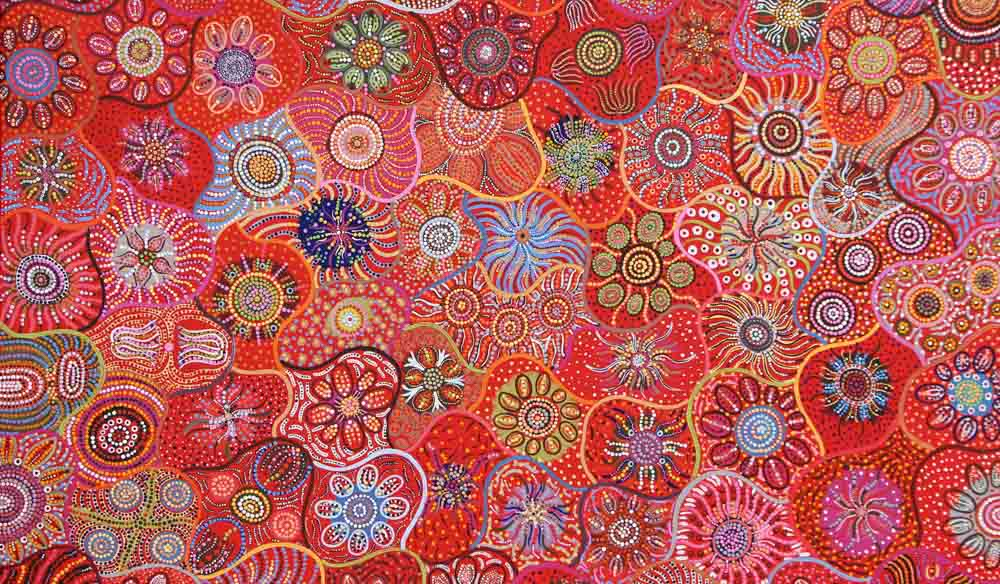 tjatu gallery marla traveller's rest south australia art