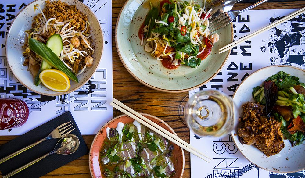 Chin Chin Restaurant, Melbourne