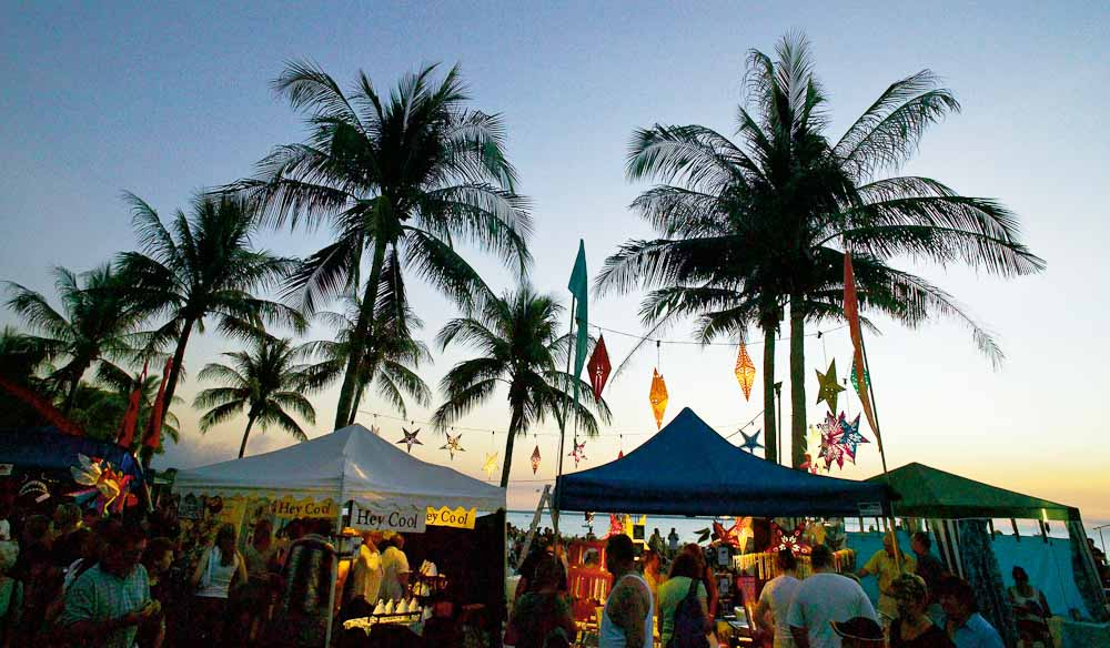 Mindil Beach Markets, Darwin, Northern Territory