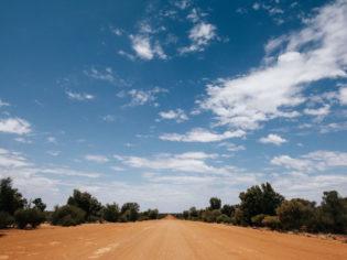 western australia golden outback road trip